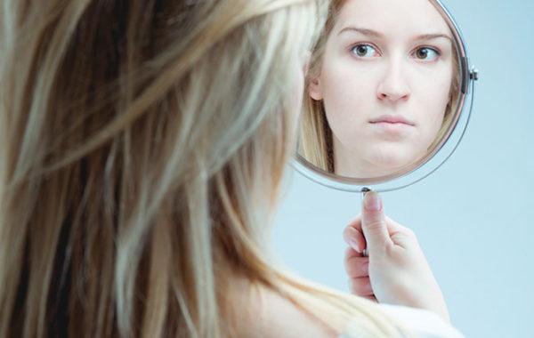 Снижение самооценки